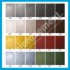 Mikrozement Pigmente färben