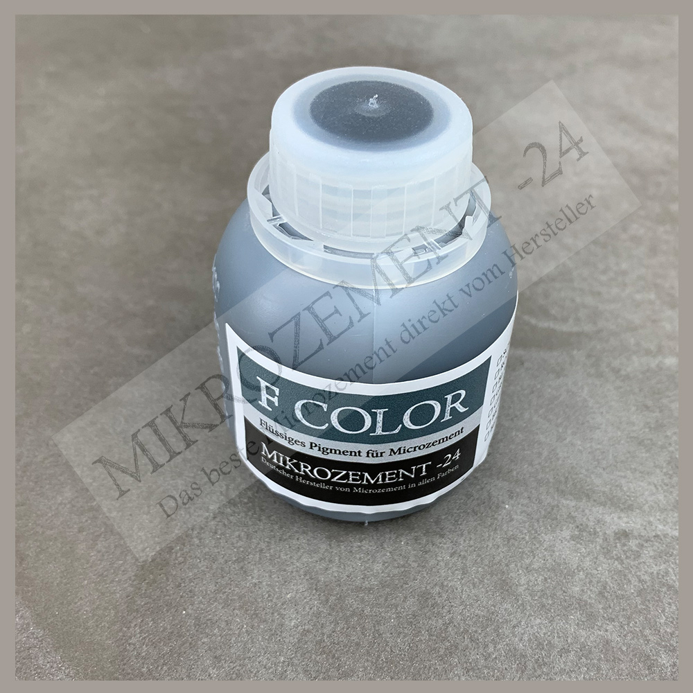 Mikrozement-24_Microzemnt-24.com_Pigment schwarz_Festfloor_Festwall_F-Wall_F-Floor