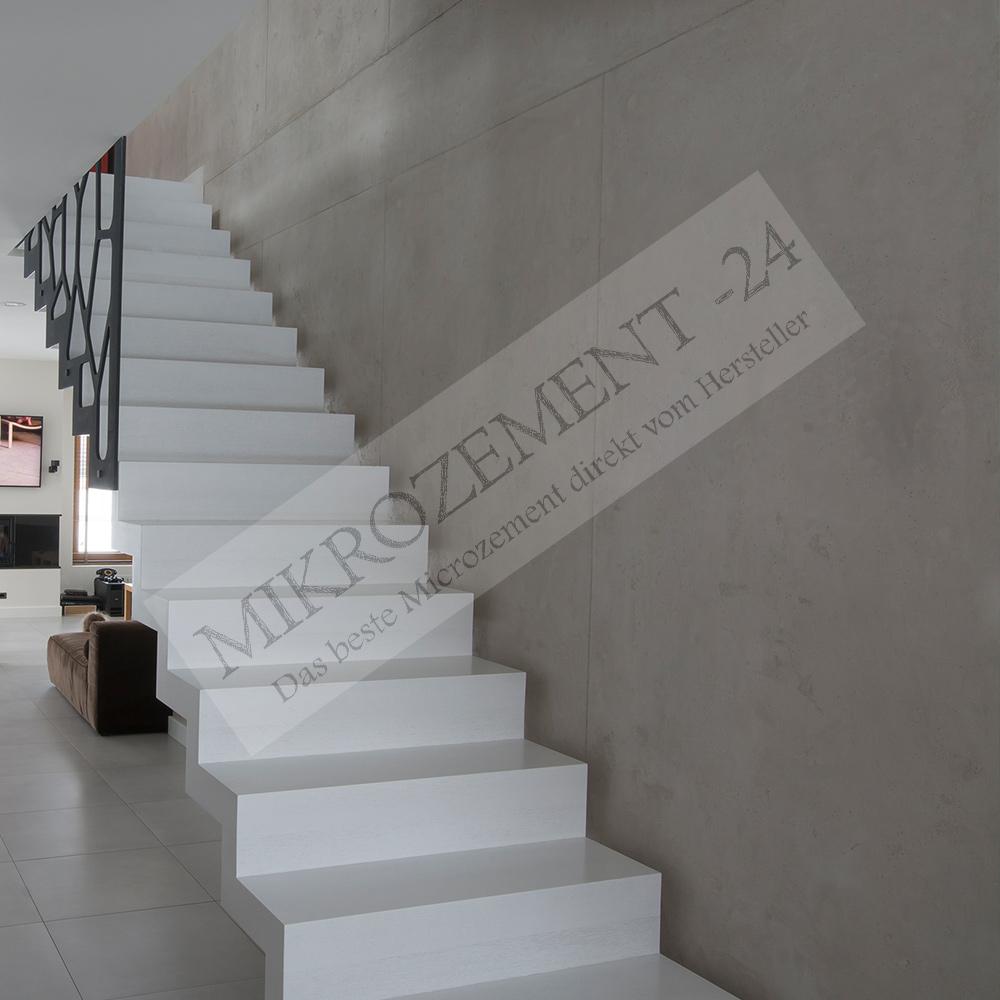 Lux Beton Sichtbeton Wandbeschichtung Betonplatten